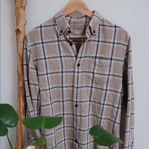 [Club Monaco] Neutral Flannel